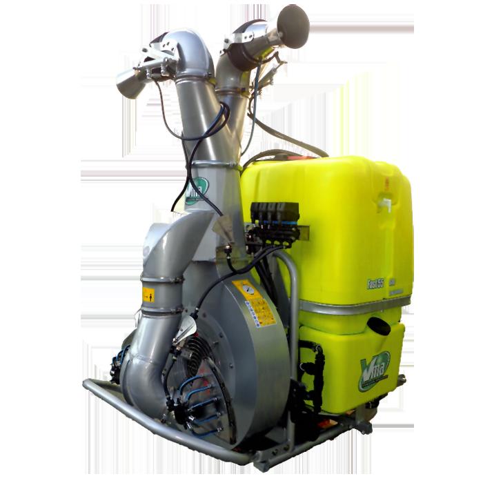 Atomizadores-Viñas en espaldera-Transportados - FAST 600 - ≥ CV 60-44 KW